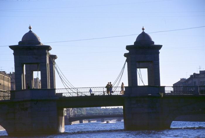 Lomonosov Bridge