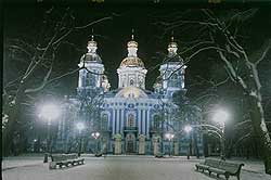 St.Nicholas Naval Cathedral